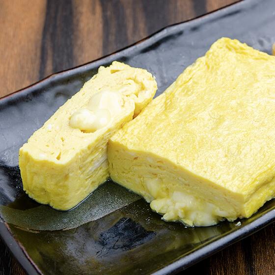 だし巻玉子【チーズ】